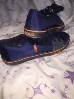 Men's Ralph Lauren Trainers Size 10 UK