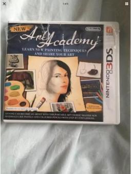 New Art Academy (Nintendo 3DS, 2012)
