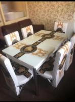 ???????????? NEW LOVELY ???????????? EXTENDABLE TURKISH TABLE SET WITH 6 CHAIRS AVAILABLE NOW IN STO