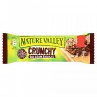 Nature Valley Crunchy Oats Cereal Snack Bar x 8