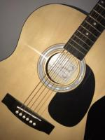 Martin Smith Acoustic Guitar
