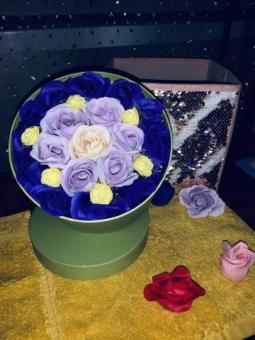 Soap Flowers Perfect Gift