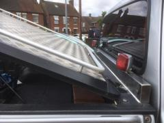 Ford Ranger Mountain Top for SuperCab