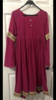 Ladies Asain dress