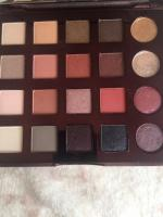 Soft luxe palette
