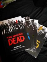 The Walking Dead Hard Back Books 1-4