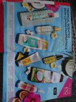 Summer Essential Pamper pack