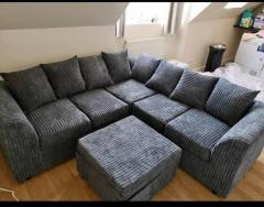 L Shaped sofa