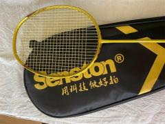 Badminton racquet new