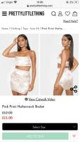 Pretty little thing co ord set