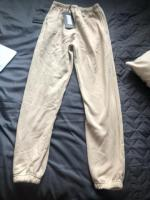 Sand coloured joggers pretty little thing
