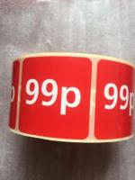 99p 1000 stickers... brand new ..
