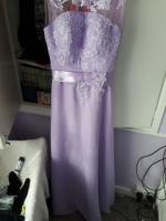 Prom/Bridesmaid dress size 8