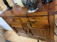 darkwood 2 draw 2 door sideboard
