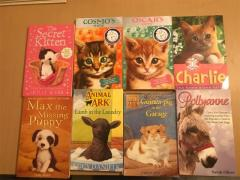 8 Animal books