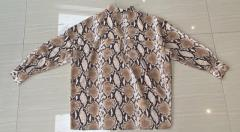 M&S collection UK size 16 Snakeprint shirt top