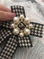 Chanel style brooch-new