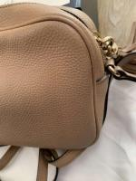 Gucci Soho disco small leather bag