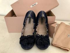 Miu Miu flats shoes
