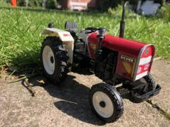 Farm vehicle toys ....Eicher tractor model