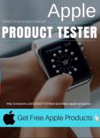Get Free Apple Products