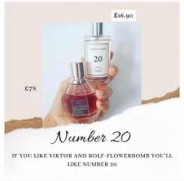 FM 20 Pure Inspired by V&R FlowerBomb