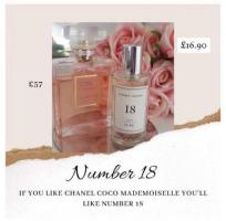 FM Pure Fragrance 18 Inspired byCoco Mademoiselle