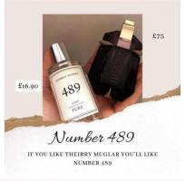 FM 489 Inspired by Alien Perfume 50ml