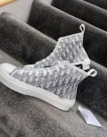 luxury high top shoes