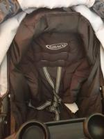GRACCO DOUBLE BUGGY FOR SALE