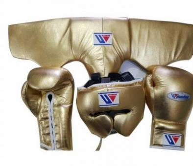 pearl golden boxing sets