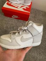 Nike Dunk High 'Vast Grey' (PS) UK 1.5