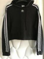 Ladies Adidas crop top size 10