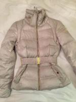 Zara winter jacket size 8
