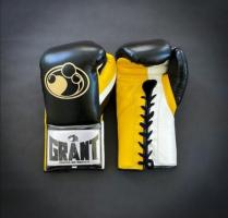 custom made design grant boxing gloves