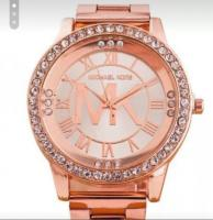 Rose gold brand new watch