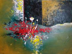 Handmade Abstract Canvas Paintings