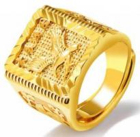 Gold jewelry Nickels & ring