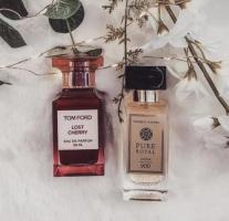 Tom Ford Lost Cherry inspired perfume